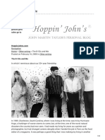 Hoppinjohns.net-The B-52s and Me
