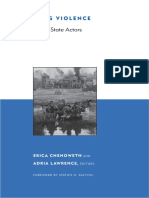 Rethinking Violence. States and Non-State Actors in Conflict