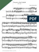 Bach Bwv 1061