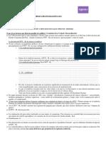 Comisión de La Verdad - Resumen