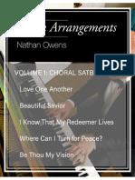 5 Choral Hymn Arrangements - LDS