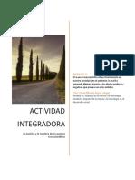 actividad integradora  Lo Positivo y Lo Negativo de los avances tecnocientíficos