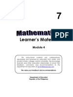 Geometry Modified Worksheets