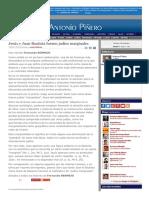 2007-02-13 Jesús y Juan Bautista Fueron Judíos Marginales F.bermejo [10 de 3084] - (Antonio Piñero Blog)