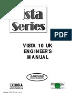 Ademco Vista 10 Installation Manual UK