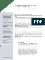 v9 Microagulhamento Serie de Casos Associados Drug Delivery