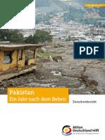 ADH PAK CARE Ein Jahr Danach - Zwischenbericht