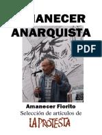 Amanecer Anarquista- Seleccic3b3n de Artc3adculos de La Protesta - Amanecer Fiorito