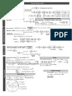 Mecanica Clasica - Resumen Tipo Machete