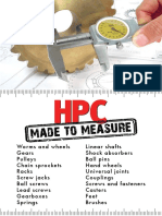 HPC-MadeToMeasure2014.pdf