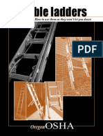 OHSA Portable Ladder Safety Guide
