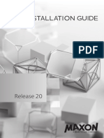 Installation Guide R20 De