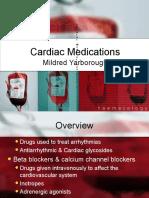 Cardiac Medications 2006