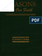 Nichol, F.D. - Reasons for Our Faith (1947) Review and Herald
