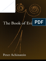 Achinstein_2001_The Book of Evidence