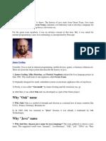 Java Notes-unit 1