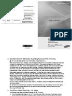 Samsung Monitor Owner's Manual