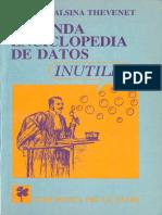 Segunda Enciclopedia de Datos Inútiles