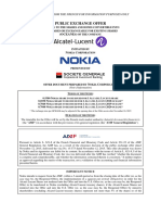 Nokia Offer Document English