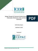 ICER Asthma Draft Report 092418v1