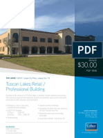 Tuscan Lakes Professional Building