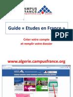 Guide Etudes en France - 2018