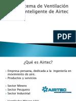 Sistema de Ventilación Inteligente de Airtec