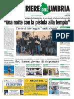 La Rassegna Stampa Dell'Umbria e Nazionale Di Domenica 23 Dicembre 2018