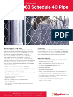 14-JMC-1410 Collateral Fence-Submittal Data Sheet Updates F1083 Sched 40 Datasheet v3