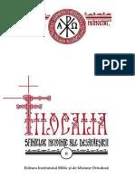Filocalia 06 Simeon Noul Teolog Nichita Stithatul