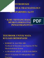 2. Introduksi Orthopaedi [Dr. Suparimbo]