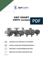 Carte Tehnica Pompe Circulatie NMT Smart