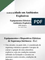005 Equipamentos_Amb Explosivo_Ex o