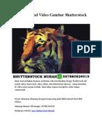 Jasa Download Shutterstock Murah