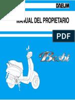 Manual Propietario 359 0