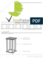TreeParker Installation Guidelines English