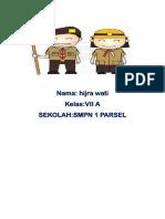 Makalah Sejarah Perkembangan Kepramukaan Dunia Dan Indonesia
