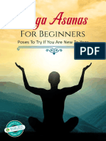 Yoga Asanas for Beginners Poses to Try if You Are New to Yoga 11