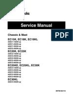 Caterpillar Cat EC15K EC18K Forklift Lift Trucks Service Repair Manual SNA3EC1-30200 and up.pdf