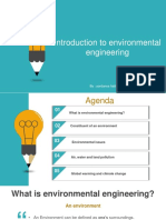 Introduction to Enviromental Engineering-1