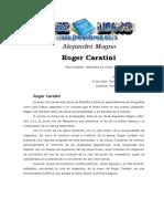 Alejandro Magno - Roger Caratini