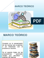 4) Marco Teorico