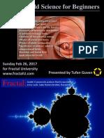 FraktalFieldScienceFractalUTufanGuven