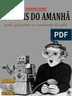 GERARD JONES - HOMENS DO AMANHÃ - ÐØØM™ SCANS