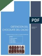 Cacao Procesos