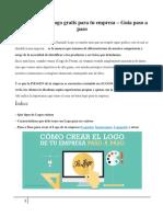 Cómo Hacer Un Logo Gratis Para Tu Empresa