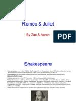 Romeo & Juliet ppt 1