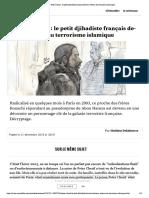 Peter Cherif - le petit djihadiste fran...devenu vétéran du terrorisme islamique