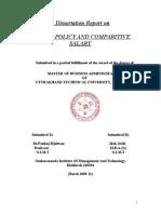 Human Resource Report