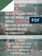 Método Conquista Virtual Download Completo Aqui
